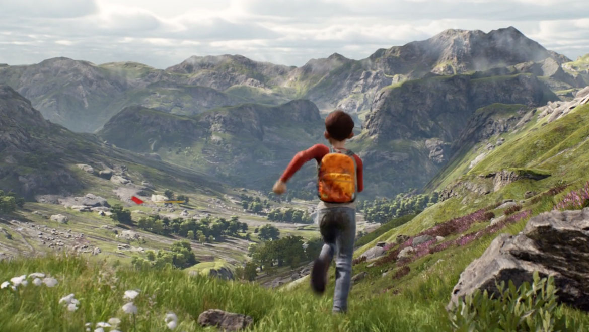 Unreal Engine demo: The Kid - 3Lateral